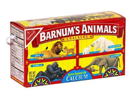 Pug Tailz: Animal Crackers
