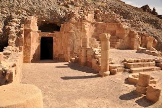 Jordan - Lot's cave