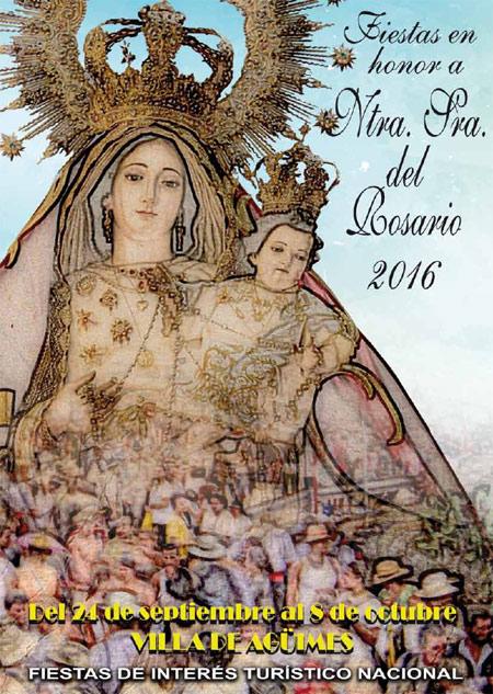 Fiestas en honor a Ntra. Sra. del Rosario en Agüimes