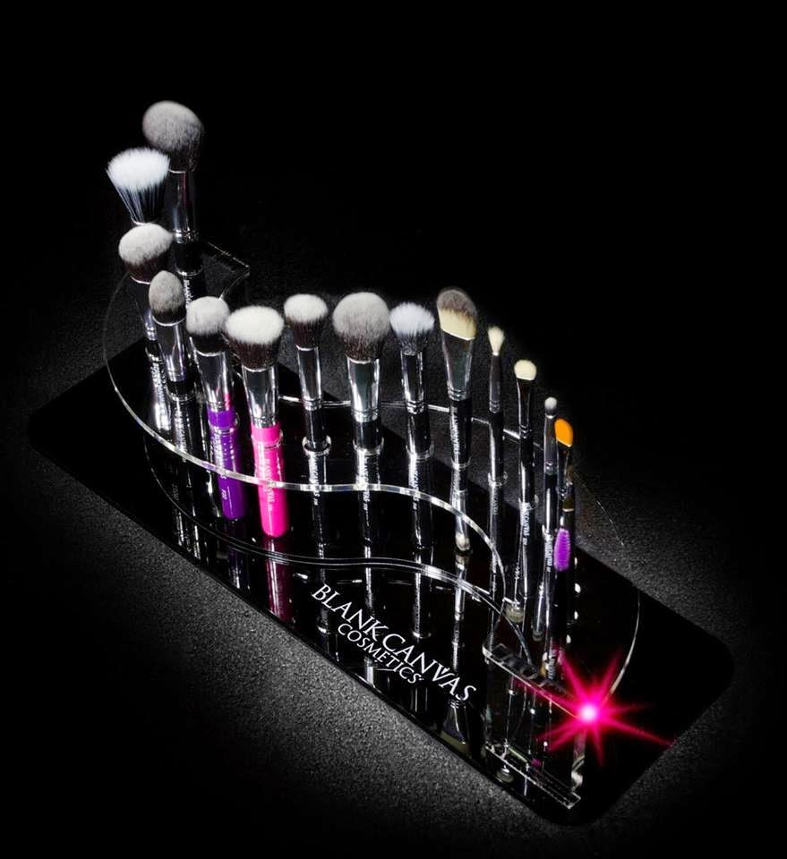 my guide to buying blank canvas cosmetics brushes this christmas
