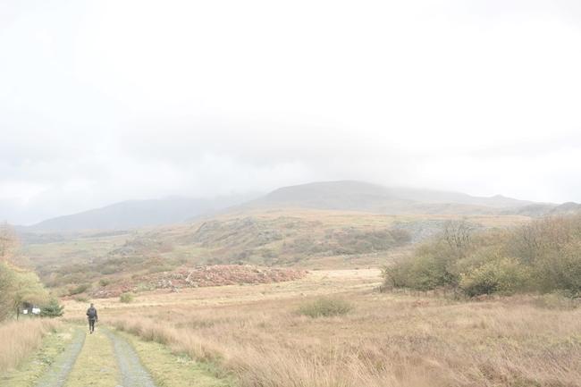 wales valleys hills mist on mountain tops creepy