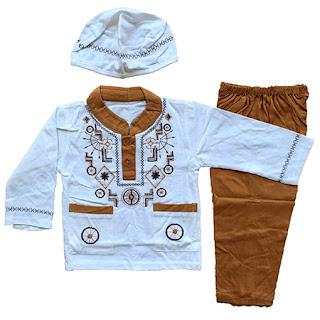 Jual Baju Muslim Bayi Laki-laki
