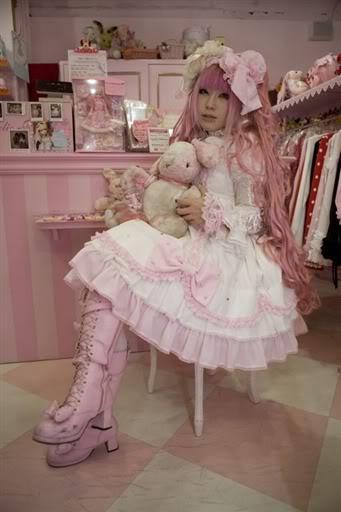 Moda Lolita Sweet_Lolita
