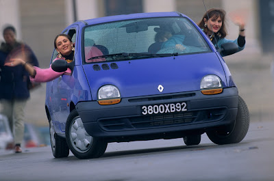Renault Twingo para hacer el amor