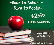Back to the #Books $250 #CASH #GIVEAWAY! NOW to 9-7! #Enter here! Click on photo!