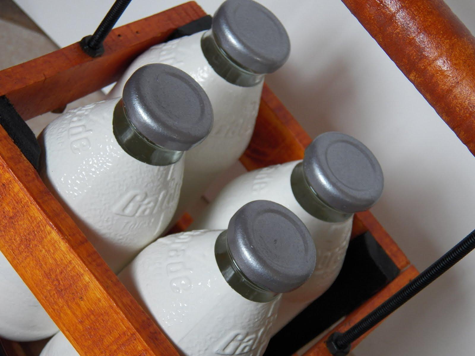 Cajòn de leche antigüo