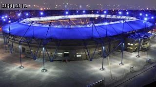 euro 2012 stadium poland and ukraine