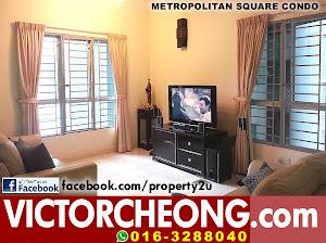 Metropolitan Square Condo @ RM533k