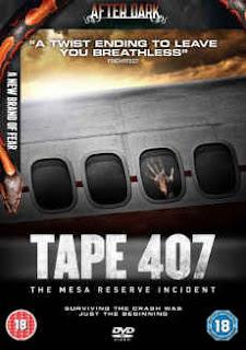 Chuyến Bay Tử Thần (2012) | Tape 407 (2012) | Area 407 (2012)