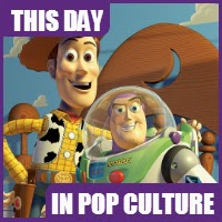 """Toy Story"" opened in theaters on November 22, 1995."