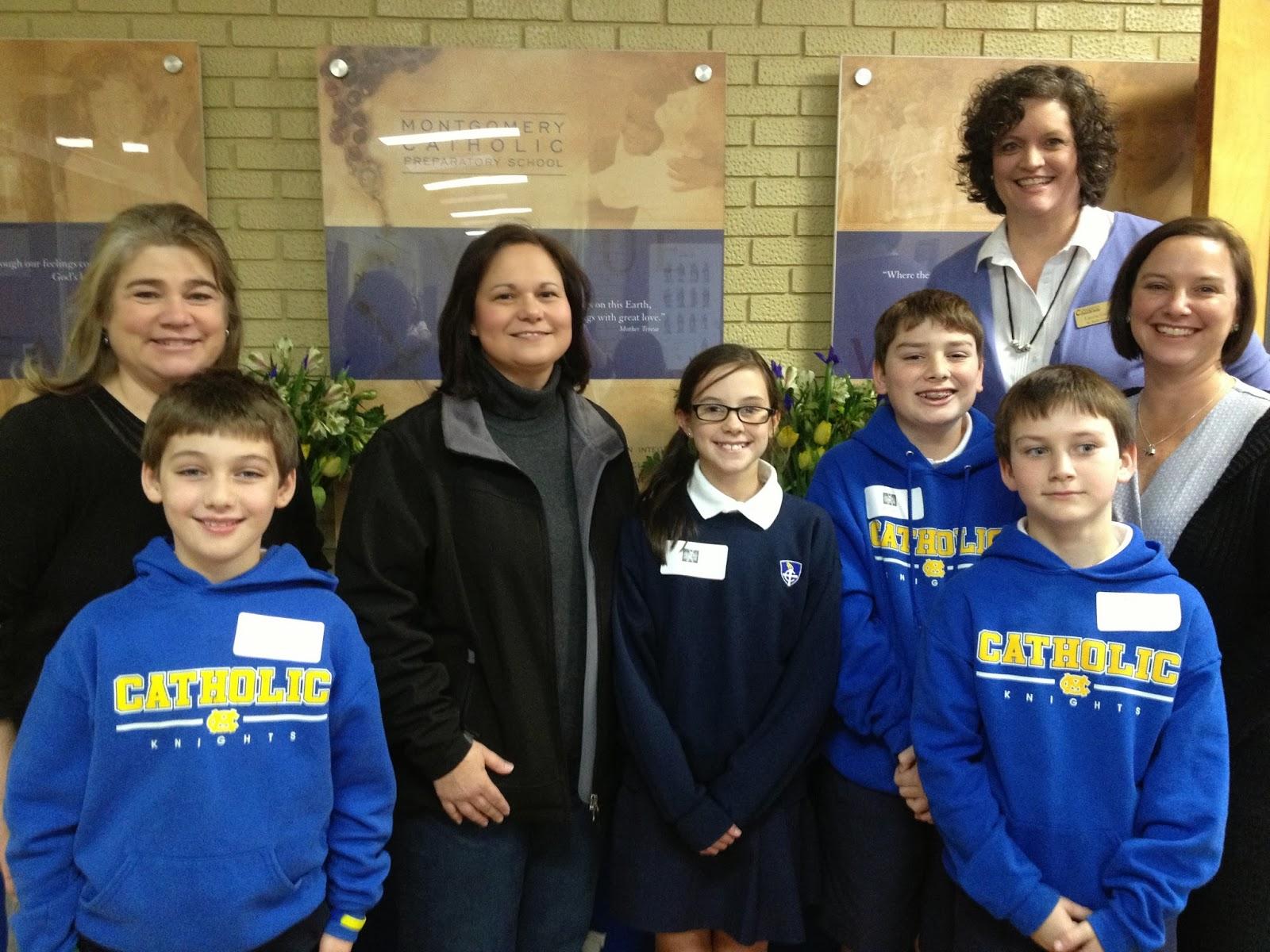 MONTGOMERY CATHOLIC PREPARATORY SCHOOL OPENS DOORS TO NEW FAMILIES 1