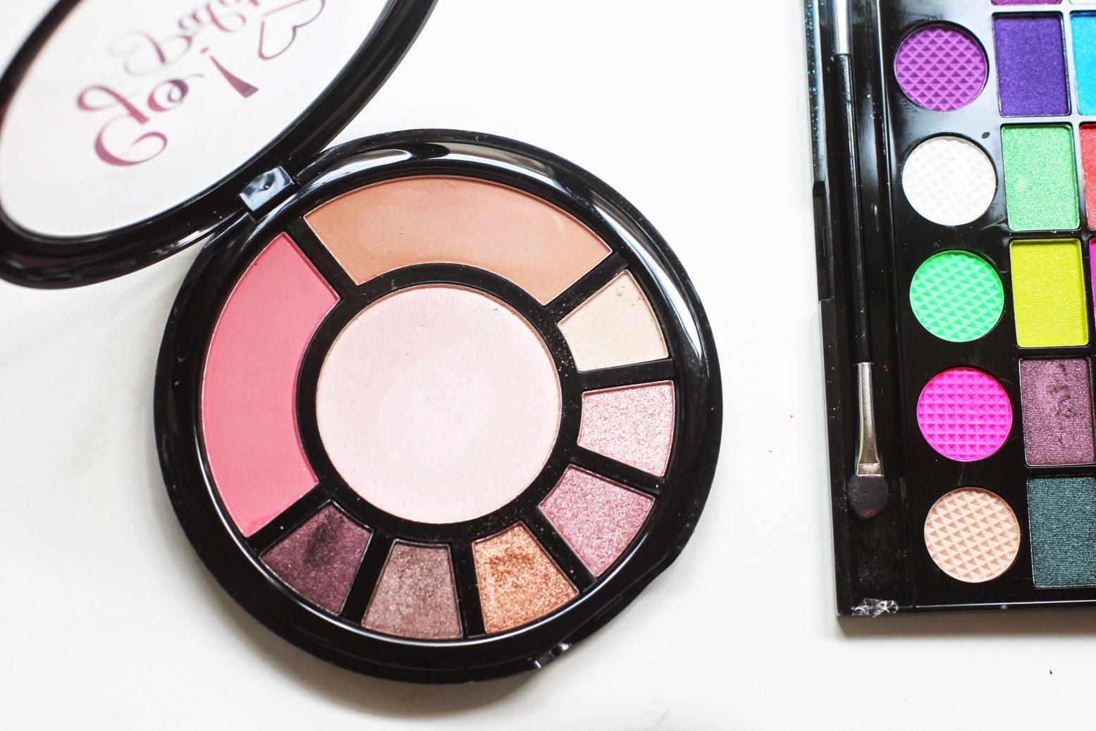 Makeup Revolution I Heart Makeup Go! Palette