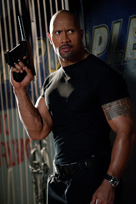 "G.I. Joe: Retaliation First Look: Dwayne ""The Rock"" Johnson as Roadblock"