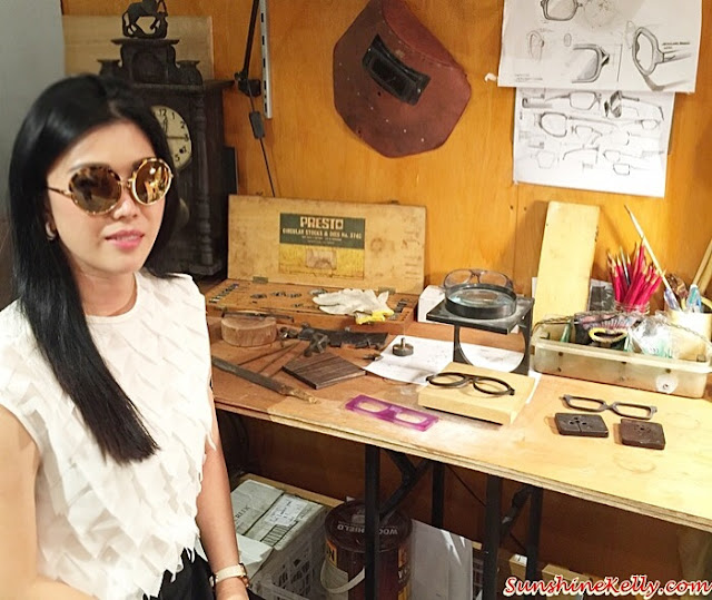 Retrocraft Eyewear, Retrocraft in Malaysia, Retro Style, Retro Fashion