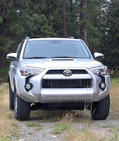 2014 Toyota 4Runner is a good pick for snow and off-road