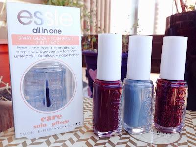 Encrusted y Luxeffects: las colecciones de Essie para brillar.