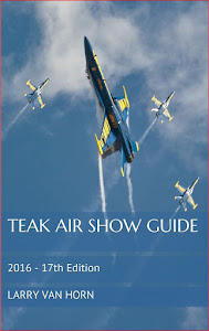 2016 Teak Air Show Guide