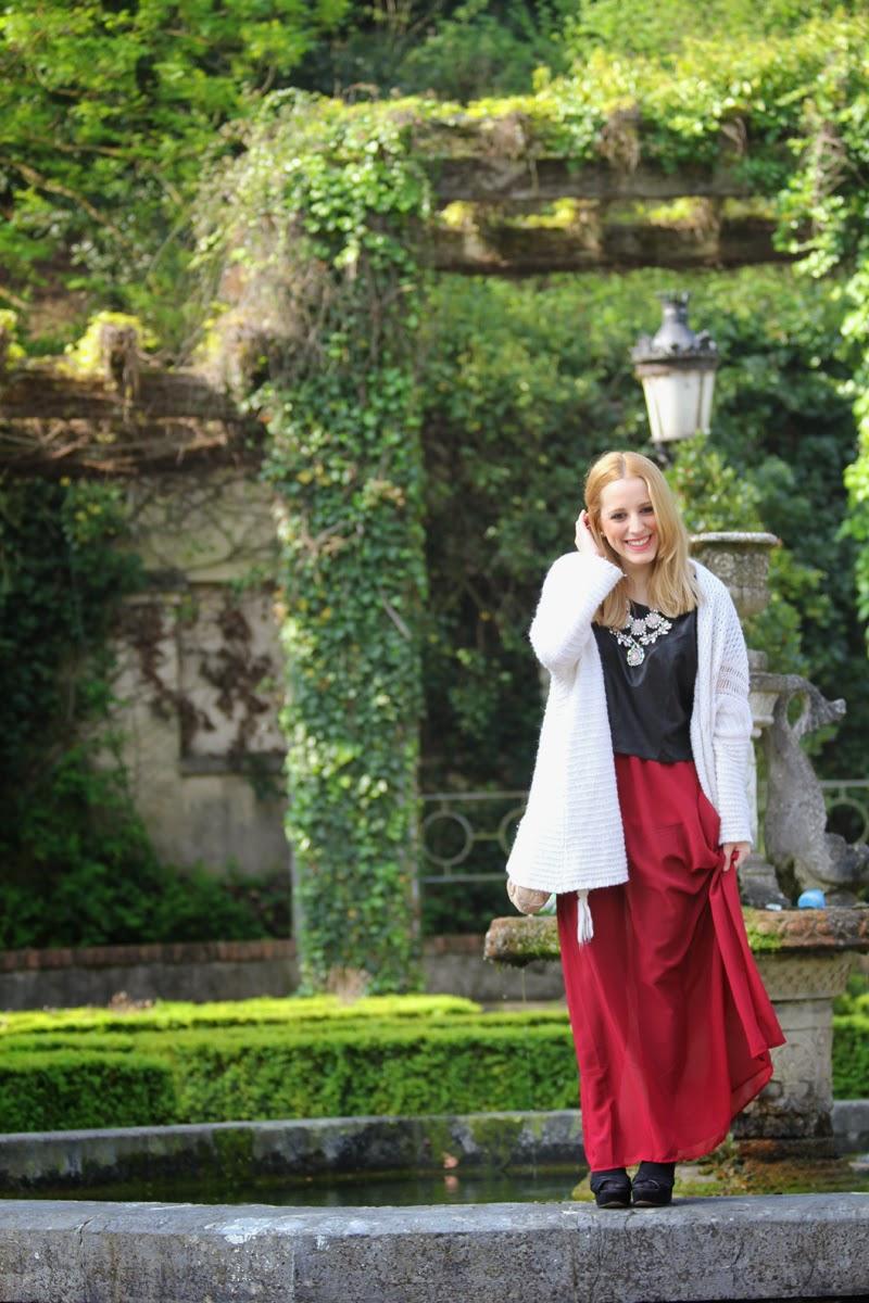 outfit_primavera-falda_larga-crop_top_cuero