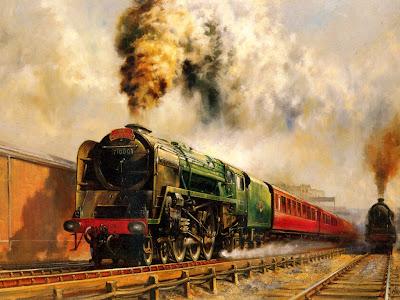 Fotografías e imágenes de trenes - Trains Photos