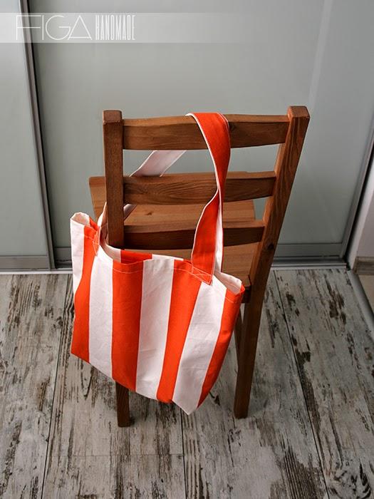 Wakacyjna torba – TUTORIAL