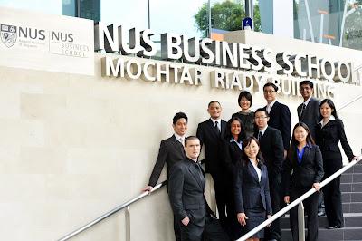 シンガポールでMBAを取得する魅力