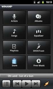 Winamp Pro APK For Android