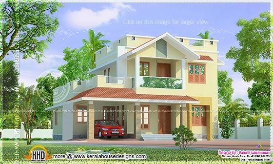 Cute little home design