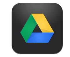 Enter Google Drive