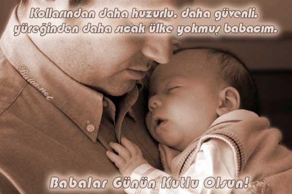 Duygusal Babalar Günü Mesajları