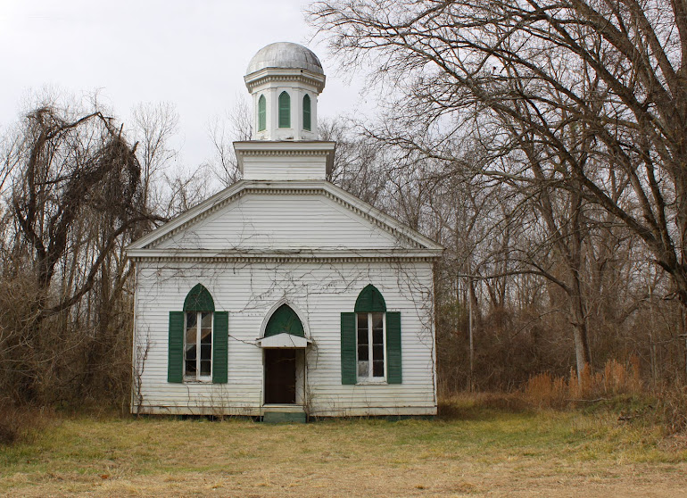 Baptist Church, Rodney, Mississippi