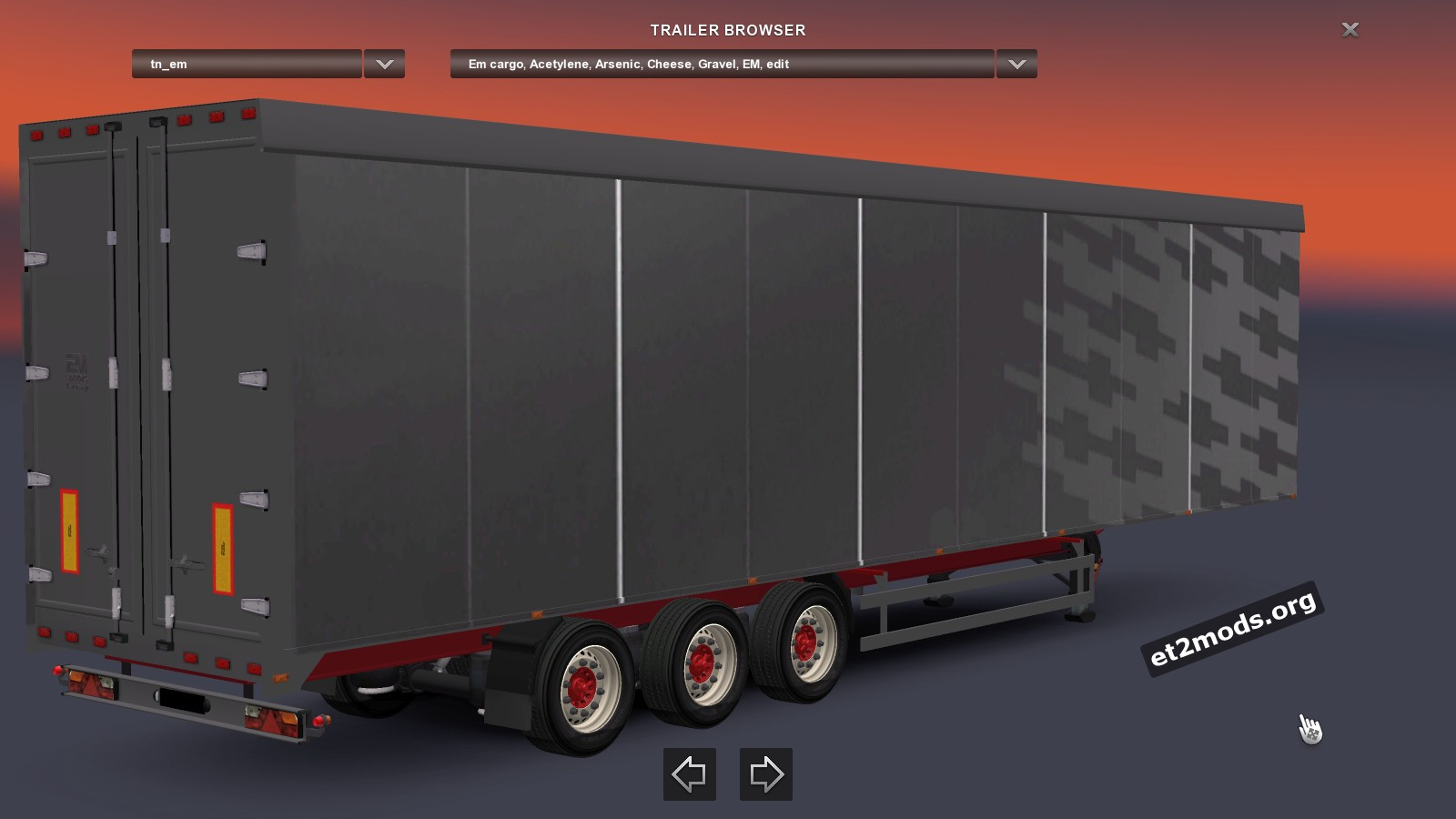 Volvo Fh13 Trailer Ets2 Mods