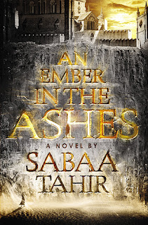 An Ember in the Ashes, Sabaa Tahir, InToriLex, Top Ten Tuesday