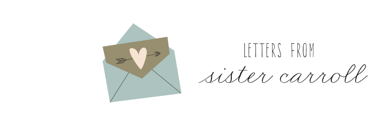 Letters From Sister Carroll