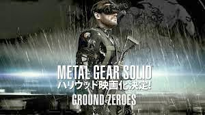 Metal Gear Solid V Ground Zeroes Crack Free Download