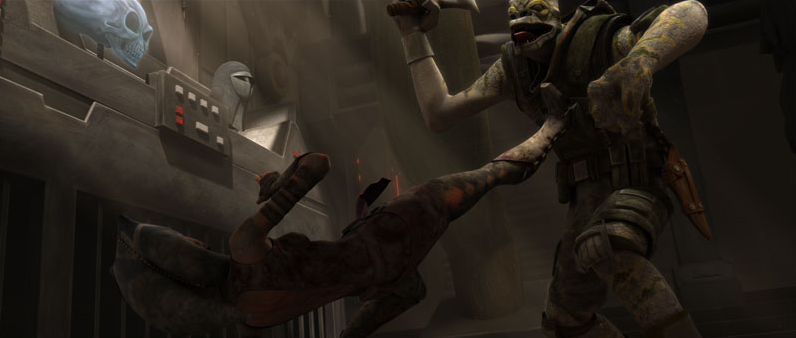 After The Hunt, a star wars: the clone wars fanfic ...