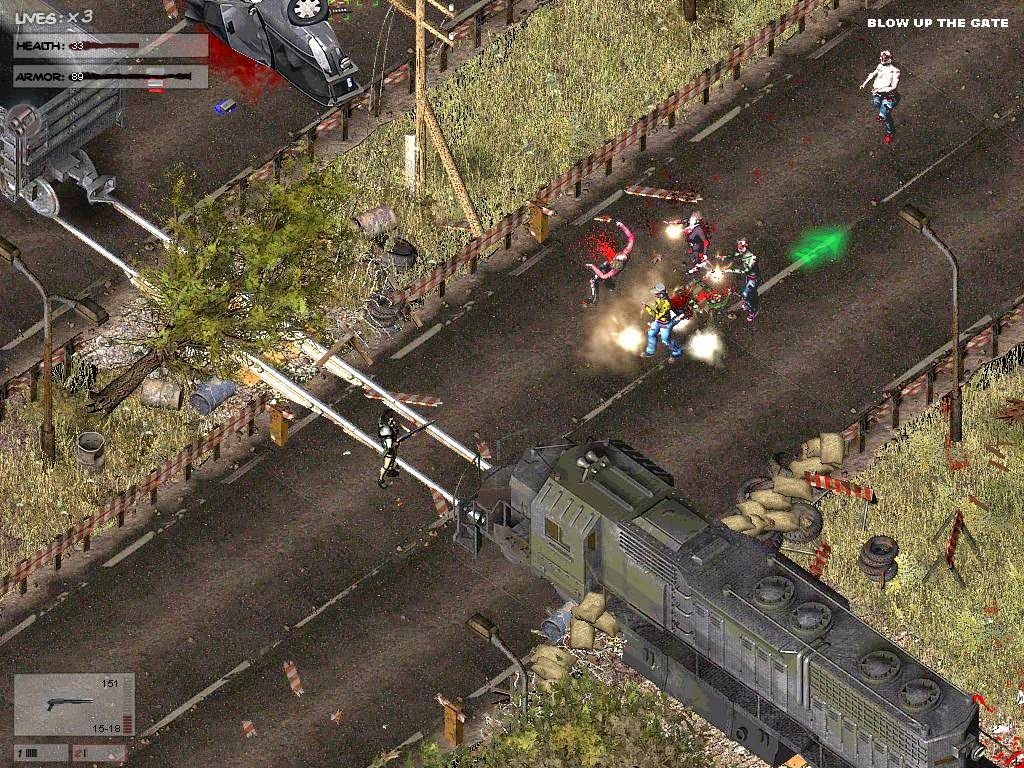 Zombie Games For Xbox 360 : Pc game zombie shooter compressed file download