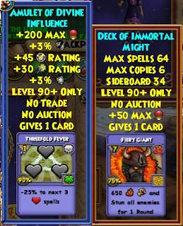Wizard101 Aquila Best Gear