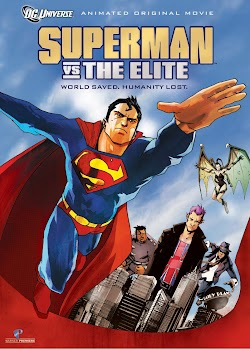 Siêu Nhân Và Elite - Superman Vs. The Elite (2012) Poster