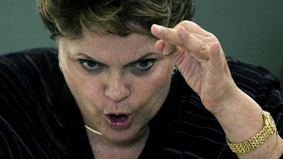 Dilma Rousseff - Um Asno