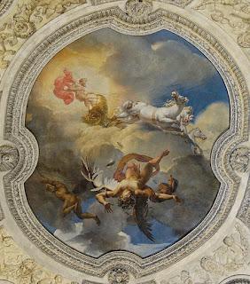 http://en.wikipedia.org/wiki/File:Fall_of_Icarus_Blondel_decoration_Louvre_INV2624.jpg