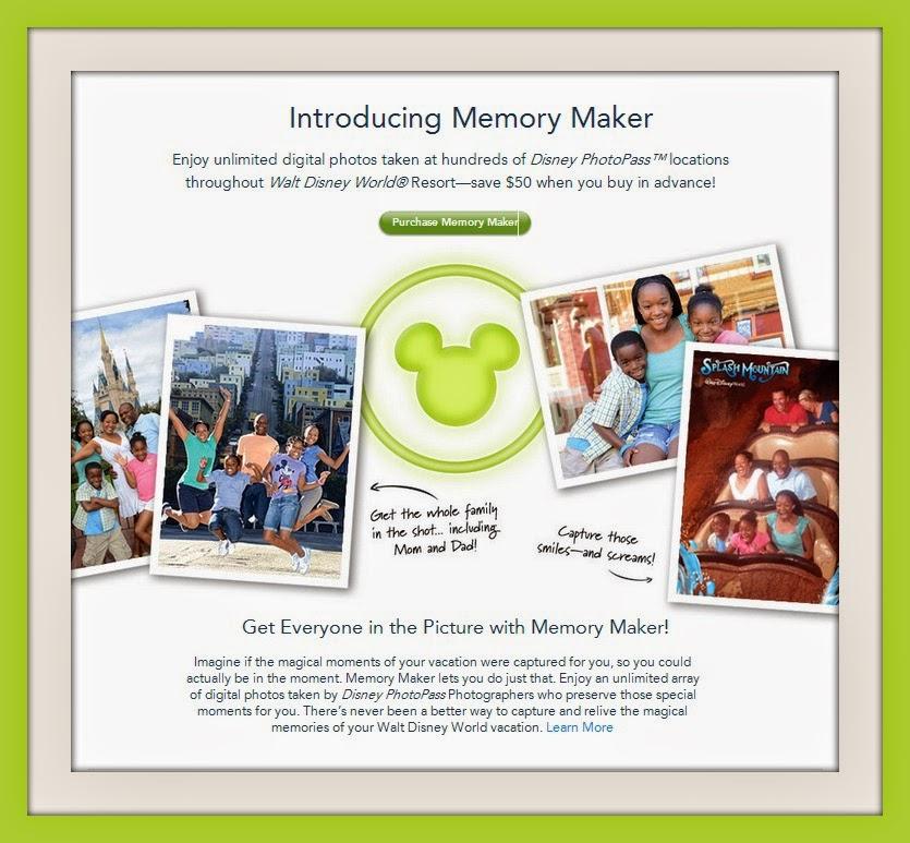 O que é o como usar o Memory Maker na Disney