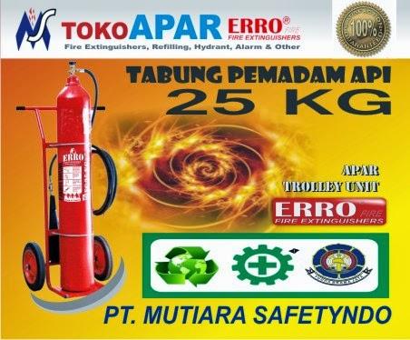 Alat Pemadam Kebakaran Co2 25 kg
