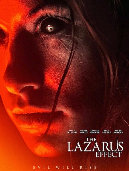 Film The Lazarus Effect 2015 di Bioskop