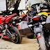 Konvoi DDIX Bikers ke Kalumpang Resort