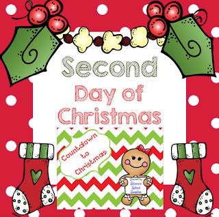 https://www.teacherspayteachers.com/Product/Countdown-to-Christmas-882509