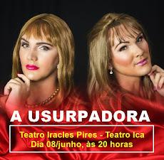 """""""A USURPADORA""""  NOTA DE ADIAMENTO"""