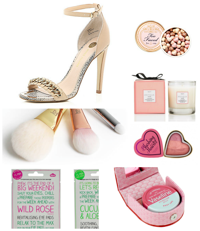 Photo wishlist of Valentines gifts for her