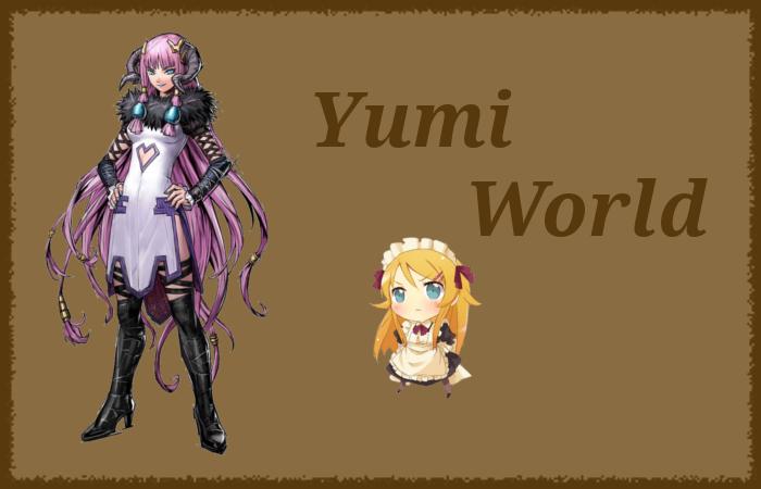 Yumi World