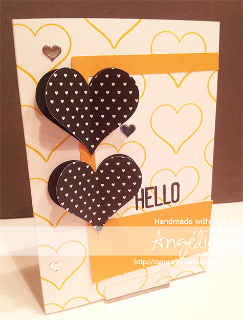 Stampin' Up! Hello Life Project Kit cards by http://stempelkeuken.blogspot.com