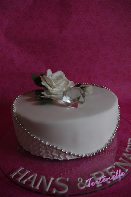 ... Blog - Backe, backe, Kuchen ...: Motivtorte zur diamantenen Hochzeit